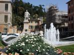 1 of Chiavari's beautiful squares