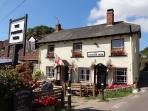 The Fountainhead, Branscombe