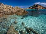 View of Punta Sardegna