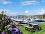 Craobh Haven Marina