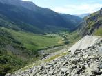 Summer in the National Vanoise Park