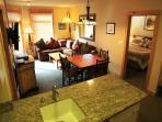 Mammoth Condo | Sunstone Lodge #114 | Living Area