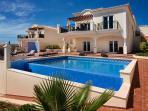 Luxury Beach Front Villa