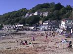 Ventnor Blue Flag Beach
