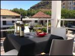 Casa Ché: Balcony