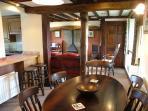 Jasmine Cottage - Dining Area