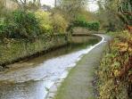 Blockley brook, on your doorstep