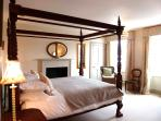 The Four Poster bedroom