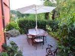 Marietto's terrace
