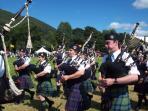 Lochearnhead Highland Games July