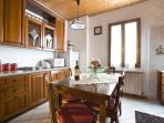 Kitchen - Florence apartment - centre