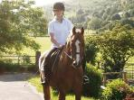 Enjoy riding in the breathtaking countryside. Horse riding is available at True Well Hall