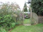 Beaver cottage private garden