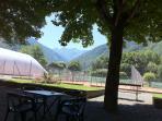 Tennis Courts Luchon