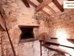 The perfectly functioning wood oven