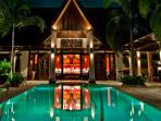 One night in Bann Chang Thai Villa
