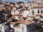 Rooftop view of Caulonia Marina