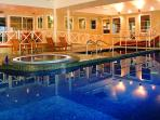 The Leisure Centre Heated Swimming Pool, Steam Room, Jacuzzi Gym Lounge Log Burner, Free Wifi