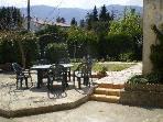 Quillan Rental Garden