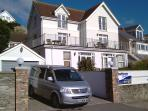 WOW - Southover Beach Apartments - on Woolacombe Beach