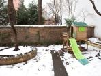 Garden with Play Area for kids