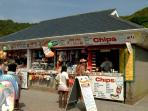 Caswell Beach shop
