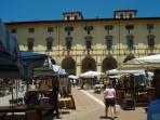 Arezzo - Antique market day