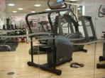Gym in the leisure facilities