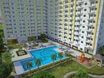 Free use of swimming pools