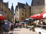 Step back in time in medieval Sarlat