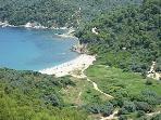 Magas Gialos beach