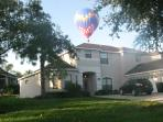 A very early morning balloon ride