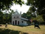 Church at Cabo de Rama