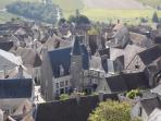 Hilltop village of Sancerre (10 min)