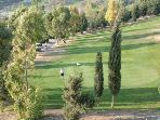 Tsada Golf Course 10 minutes drive