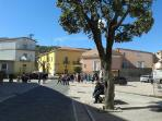 Barile (25 mins away) - the famous wine village in the volcanic Vulture area -Barile, paese del vino
