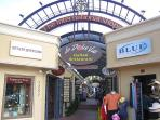 Enjoy endless shopping in La Jolla Village