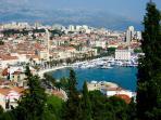 Split Riva ( sea port)