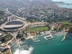 Split stadion Poljud