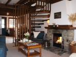 Inside Islay Cottage
