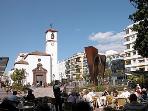 Plaza de la Constitucion, 5 mins walk