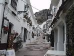 Mijas pueblo, 15 mins on the bus