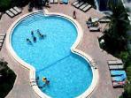 Heated Spacious Pool!