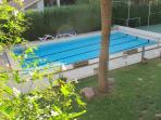 Private Swimming Pool 4 lane 11m x 6m