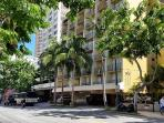 The Bamboo is located in the center of Waikiki on Kuhio Ave. close to the beach near the Hyatt Regency Hotel, The Royal...