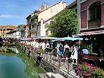 Enjoy the local shoppes and restaurants in this lovely town.