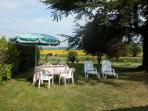 Porthos garden