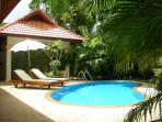 RELAX IN THE PEACEFULL TROPICAL GARDENS