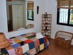 Dormitorio 4, doble cama en nido