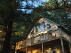 Just Listed  New Wallenpaupack Lakefront Chalet